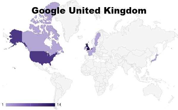 Google United Kingdom