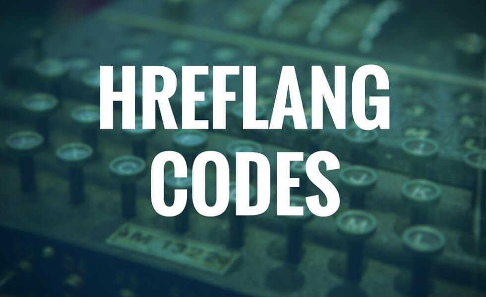 Hreflang Codes Values